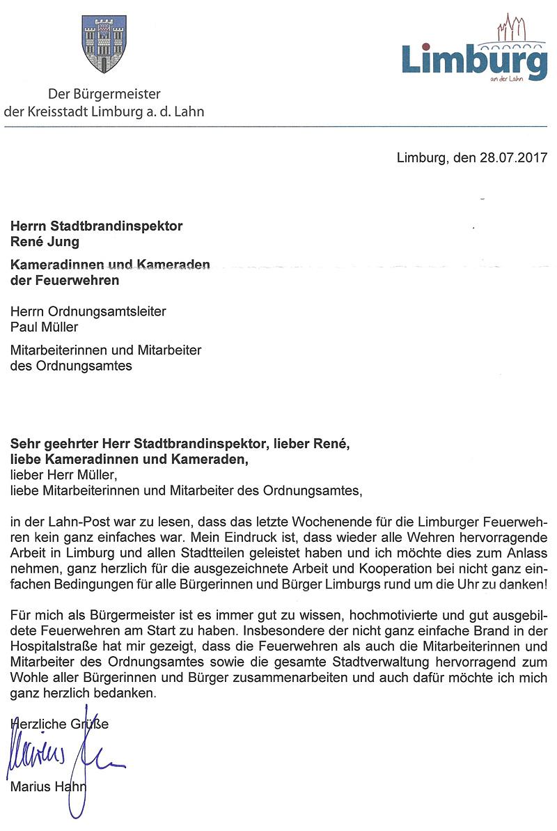 170807 ff limburg dankschreiben bm