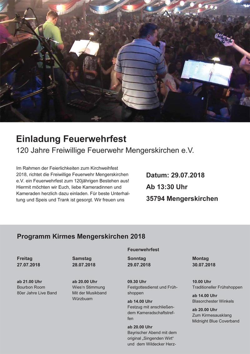180729 ff mengerskirchen feuerwehrfest
