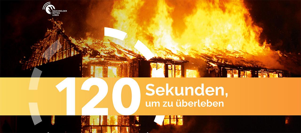 """""""Rauchmelder retten Leben"""""""