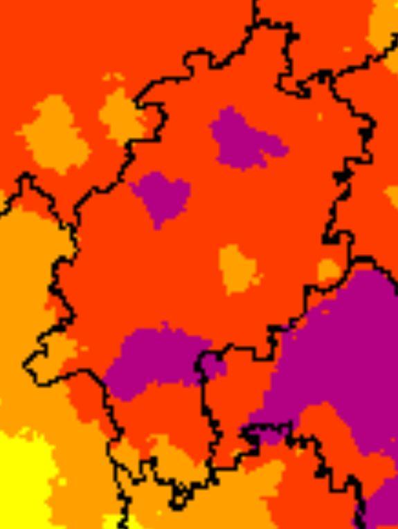 © Deutscher Wetterdienst, Offenbach (DWD)